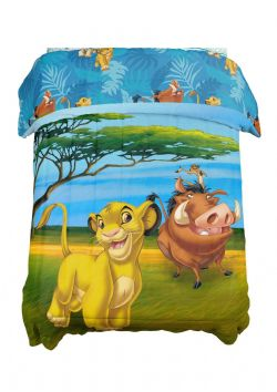 THE LION KING -  TWIN FULL COMFORTER