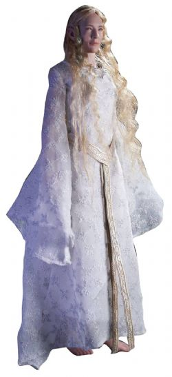 THE LORD OF THE RINGS -  ACTION FIGURE -  GALADRIEL