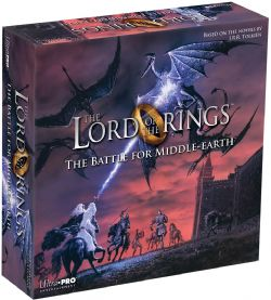 THE LORD OF THE RINGS -  THE BATTLE FOR MIDDLE-EARTH (ENGLISH)