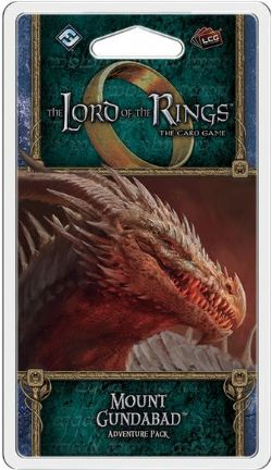 THE LORD OF THE RINGS : THE CARD GAME -  MOUNT GUNDABAD (ENGLISH)