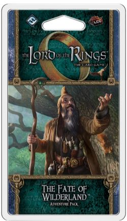 THE LORD OF THE RINGS : THE CARD GAME -  THE FATE OF WILDERLAND (ENGLISH)