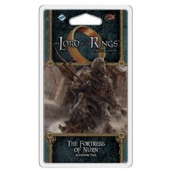 THE LORD OF THE RINGS : THE CARD GAME -  THE FORTRESS OF NURN - ADVENTURE PACK (ENGLISH)