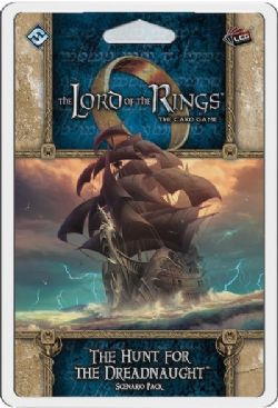 THE LORD OF THE RINGS : THE CARD GAME -  THE HUNT FOR THE DREADNAUGHT - SCENARIO PACK (ENGLISH)