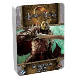 THE LORD OF THE RINGS : THE CARD GAME -  THE WOODLAND REALM (ENGLISH)