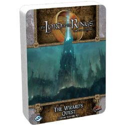 THE LORD OF THE RINGS : THE CARD GAME -  WIZARD'S QUEST (ENGLISH)