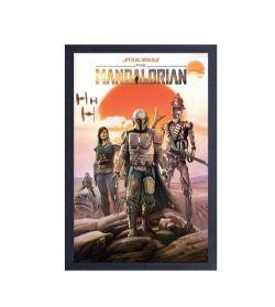 THE MANDALORIAN -  GROUP PAINTING (13