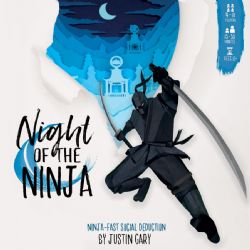 THE NIGHT OF THE NINJA -  (ENGLISH)