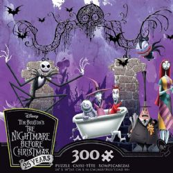 THE NIGHTMARE BEFORE CHRISTMAS -  BATH TIME (300 PIÈCES) -  DISNEY