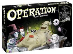 THE NIGHTMARE BEFORE CHRISTMAS -  OPERATION (ENGLISH)