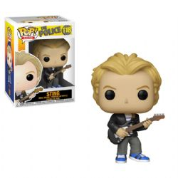 THE POLICE -  POP! VINYL FIGURE OF STING (4 INCH) 118