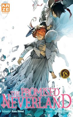 THE PROMISED NEVERLAND -  (FRENCH V.) 18