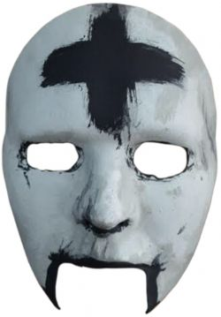 THE PURGE -  PLUS MASK
