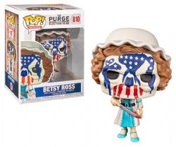 THE PURGE -  POP! VINYL FIGURE OF BETSY ROSS (4 INCH) -  THE PURGE: ELECTION YEAR 810
