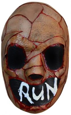 THE PURGE -  RUN MASK