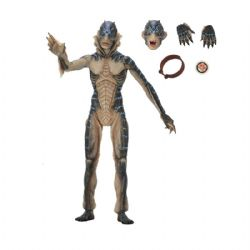 THE SHAPE OF WATER -  AMPHIBIAN MAN ACTION FIGURE WITH ACCESSORIES (7.5 INCHES)