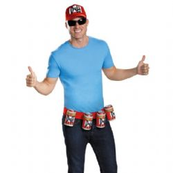 THE SIMPSONS -  DUFFMAN ACCESSORY KIT (ADULT)