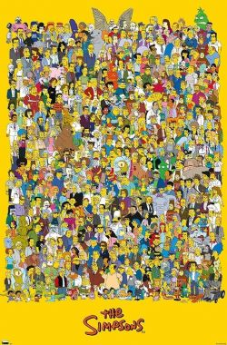 THE SIMPSONS -  THE SIMPSONS