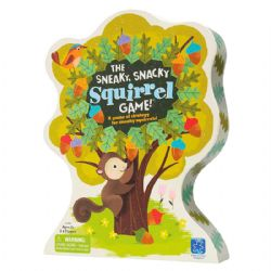 THE SNEAKY, SNACKY SQUIRREL GAME! (ENGLISH)