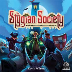 THE STYGIAN SOCIETY -  BASE GAME (ENGLISH)