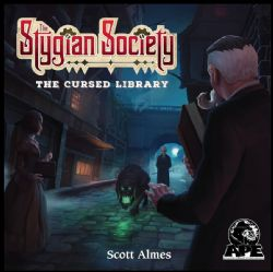 THE STYGIAN SOCIETY -  THE CURSED LIBRARY (ENGLISH)
