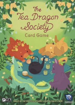 THE TEA DRAGON SOCIETY (ENGLISH)