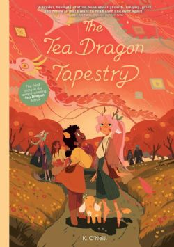 THE TEA DRAGON -  THE TEA DRAGON TAPESTRY HC