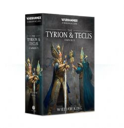THE TYRION & TECLIS OMNIBUS (ENGLISH) -  WARHAMMER CHRONICLES