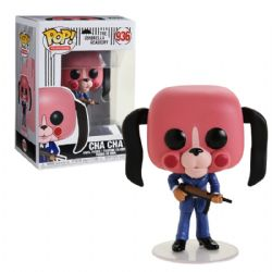 THE UMBRELLA ACADEMY -  POP! VINYL FIGURE OF CHA CHA (4 INCH) 936