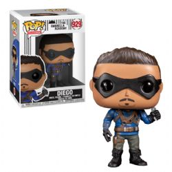 THE UMBRELLA ACADEMY -  POP! VINYL FIGURE OF DIEGO (4 INCH) 929