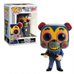 THE UMBRELLA ACADEMY -  POP! VINYL FIGURE OF HAZEL (4 INCH) 937