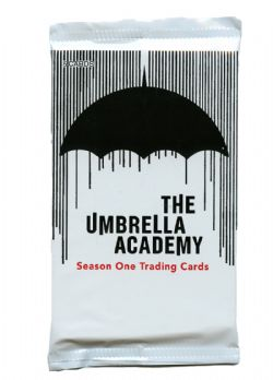 THE UMBRELLA ACADEMY -  TRADING CARDS - SEASON 1 (P5/B24) -  SEASON 1