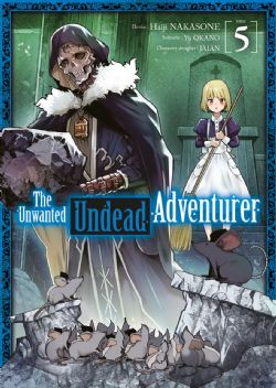 THE UNWANTED UNDEAD ADVENTURER -  (FRENCH V.) 05