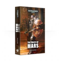 THE VOICE OF MARS (ENGLISH) -  IRON HANDS 2