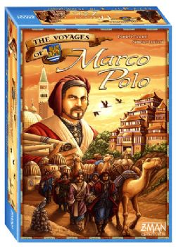 THE VOYAGES OF MARCO POLO -  BASE GAME (ENGLISH)