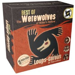 THE WEREWOLVES OF MILLER'S HOLLOW -  BEST OF (MULTILINGUAL)