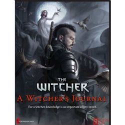 THE WITCHER -  A WITCHER'S JOURNAL (ENGLISH)