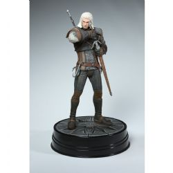 THE WITCHER -  FIGURE - HEART OF STONE 24CM -  GERALT OF RIVIA