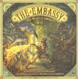 THE WORLD OF SMOG : RISE OF MOLOCH -  THE EMBASSY (ENGLISH)