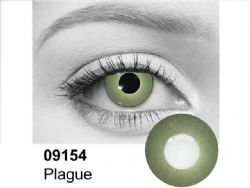 THEATRICAL CONTACT LENSES -  PLAGUE (90 DAYS)
