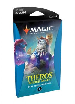 THEROS BEYOND DEATH -  BLUE THEME BOOSTER - THEROS BEYOND DEATH (P35)