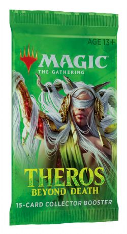 THEROS BEYOND DEATH -  COLLECTOR BOOSTER PACK (P15/B12)