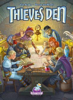 THIEVES DEN (ENGLISH)