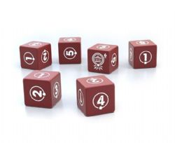 THINGS FROM THE FLOOD DICE SET -  TALES FROM THE LOOP