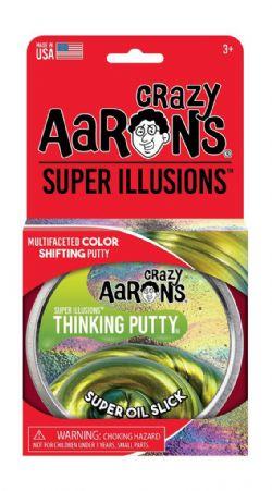 THINKING PUTTY -  SUPER OIL SLICK -  ILLUSIONS