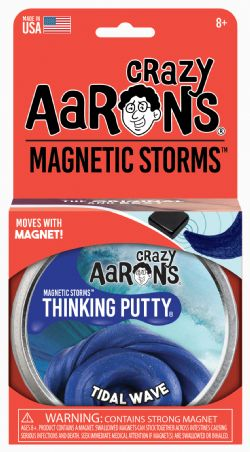 THINKING PUTTY -  TIDAL WAVE -  MAGNETIC STORMS