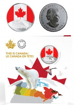 THIS IS CANADA! -  2019 CANADIAN COINS