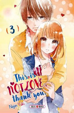 THIS IS NOT LOVE, THANK YOU -  (FRENCH V.) 03