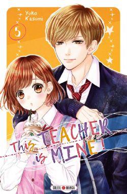THIS TEACHER IS MINE! -  (FRENCH V.) 05