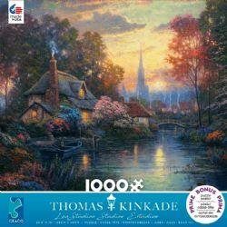 THOMAS KINKADE -  NANETTE'S COTTAGE (1000 PIECES)