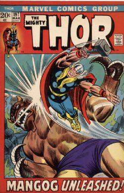 THOR -  THOR (1972) - VERY FINE - 8.0 197